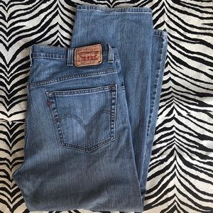 Men's Levi jeans 559 relaxed straight fit